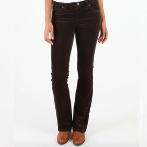KUT from the Kloth High Rise Natalie Bootcut Jeans